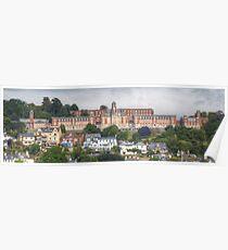 Britannia Royal Naval College  Poster
