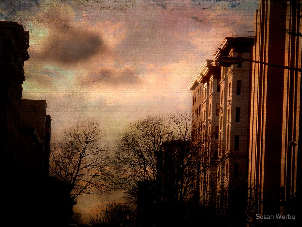 End of the Day by Susan Werby