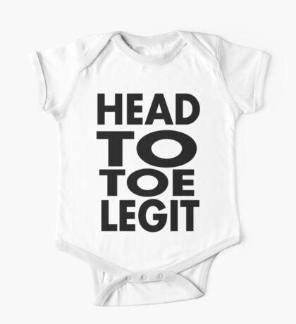 Head to toe legit Kids Clothes