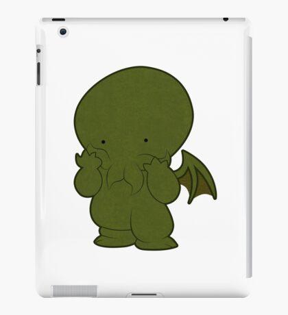 Cute-thulhu iPad Case/Skin