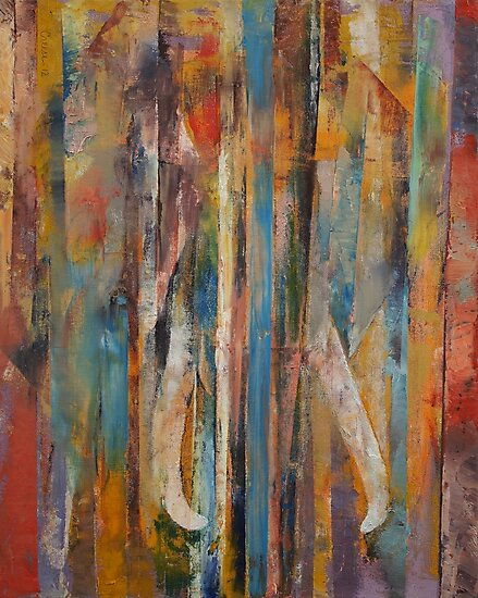 Elephant by Michael Creese