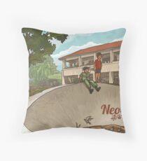 Neo Tiew | Singapura Images Throw Pillow