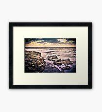 Misty :: Cronulla Framed Print