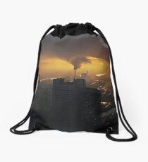 Sky is over Drawstring Bag