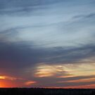 Sunset in Kansas #2 by principiante