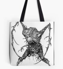 Slasher Tote Bag