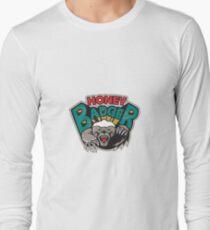 Honey Badger Mascot Front T-Shirt