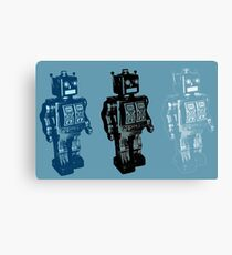 Rise of the Robots Canvas Print
