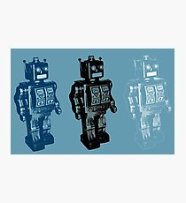 Rise of the Robots Photographic Print