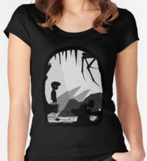 Lord of the Limbo Women's Fitted Scoop T-Shirt