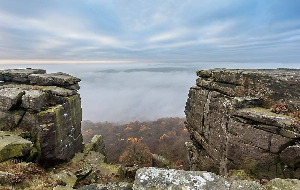 Above The Mist by mhfore