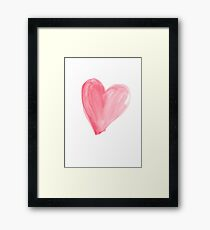 Hearth Framed Print