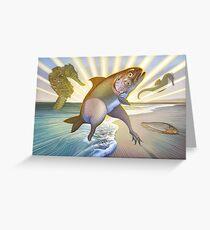 A Fish Called Wander Greeting Card