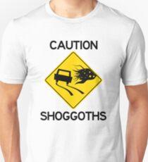 Shoggoth Crossing Unisex T-Shirt