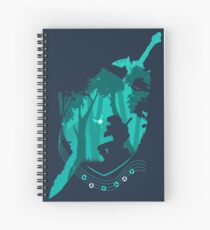 Song of Time Spiral Notebook