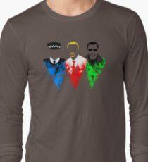 Three Flavours Cornetto Long Sleeve T-Shirt