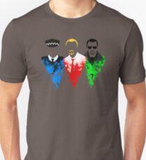 Camiseta unisex Tres sabores Cornetto