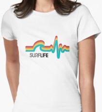SurfLife Women's Fitted T-Shirt
