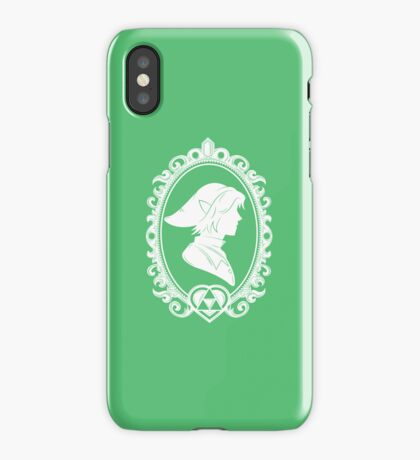 Heroes of Hyrule - The Warrior iPhone Case