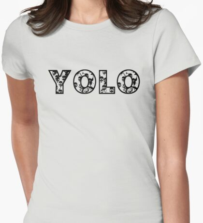 YOLO (black text) T-Shirt
