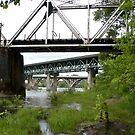 Four Bridges by Jess Meacham