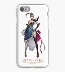 Devilian Mascot iPhone Case/Skin