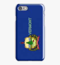 Smartphone Case - State Flag of Vermont III iPhone Case/Skin