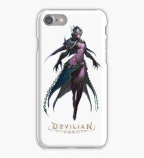 Devilian Demon iPhone Case/Skin