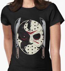 Jason Voorhees Women's Fitted T-Shirt