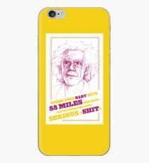 BACK TO THE FUTURE- DOC BROWN iPhone Case