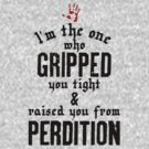 Raised from Perdition (Supernatural) - Quote Series by huckblade