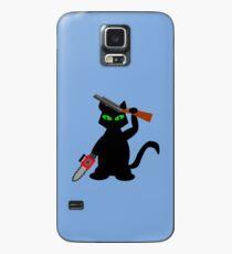 Kitty of Darkness Case/Skin for Samsung Galaxy