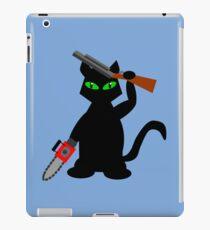 Kitty of Darkness iPad Case/Skin