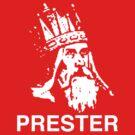 Prester John Shirt by acegiak