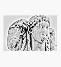 Faceless Of Rome Photographic Print