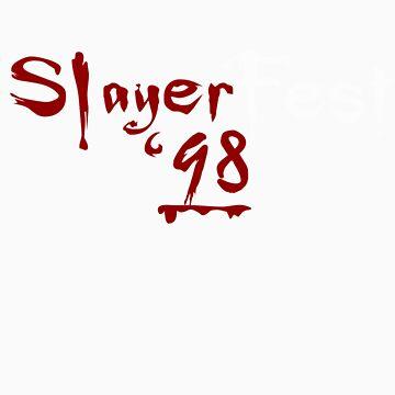 Slayer fest '98 by disnee