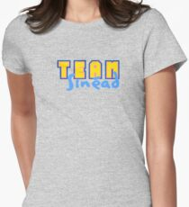 TEAM SINEAD!!! Womens Fitted T-Shirt
