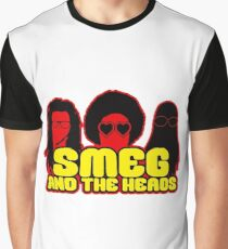 Smeg And The Heads Graphic T-Shirt