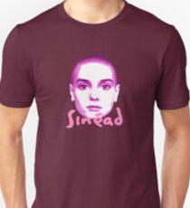 sinead o'connor - face Unisex T-Shirt