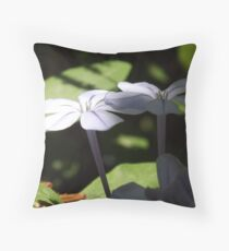 Sago petals Throw Pillow