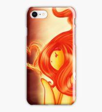 Flame Princess  iPhone Case/Skin