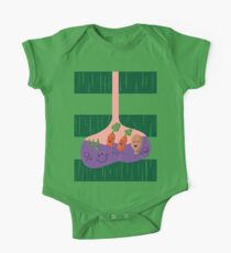 Party In My Tummy One Piece - Short Sleeve