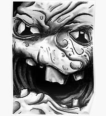 Rogues Gallery - Clayface Poster