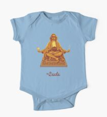 The Dude Budha The Big Lebowski One Piece - Short Sleeve