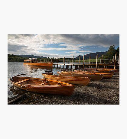 Derwent Water Photographic Print