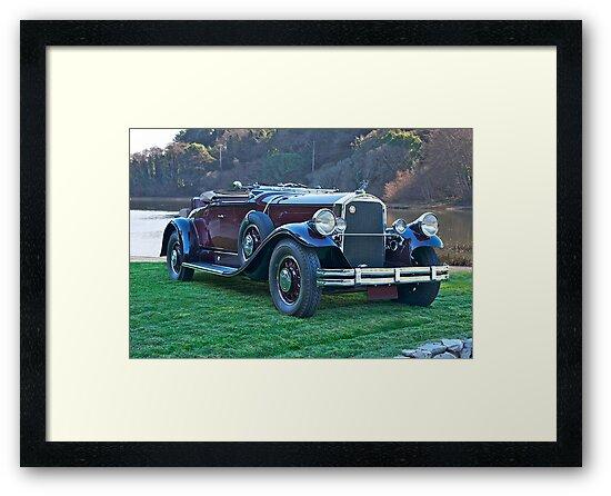 1930 Pierce-Arrow B Roadster II by DaveKoontz