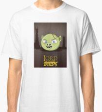 Lord of the Birds - Gollum Classic T-Shirt