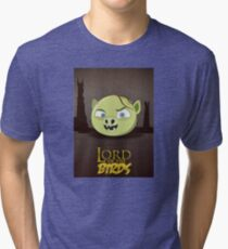Lord of the Birds - Gollum Tri-blend T-Shirt