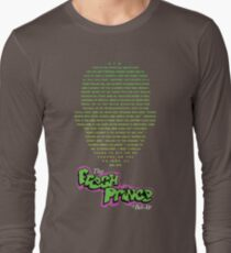Camiseta de manga larga El Príncipe de Bel-Air