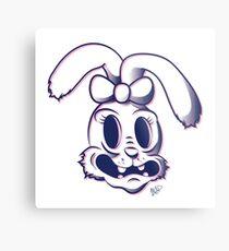 Pendemonium Bunny von Madelyn DiPasquale Metalldruck